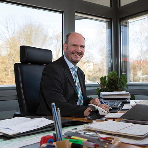 Herr Bürgermeister Stefan Kaiser