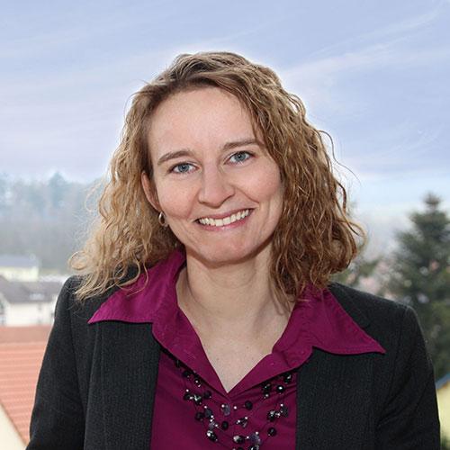 Bürgermeisterin Marion Frei