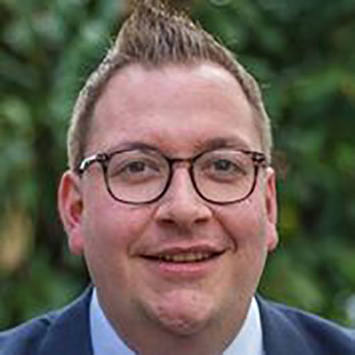Herr Bürgermeister Fabian Prause