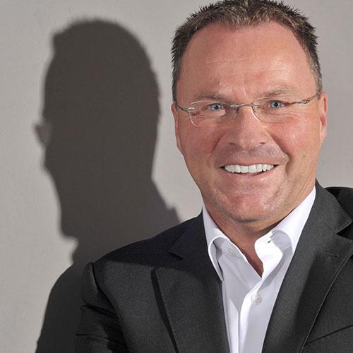 Bürgermeister Karlheinz Gantert