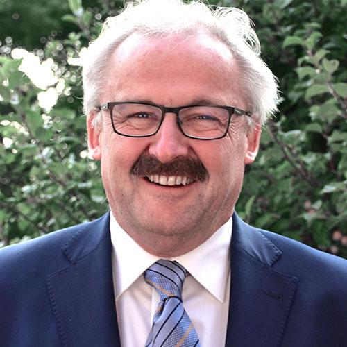 Herr Bürgermeister Thomas Kaiser
