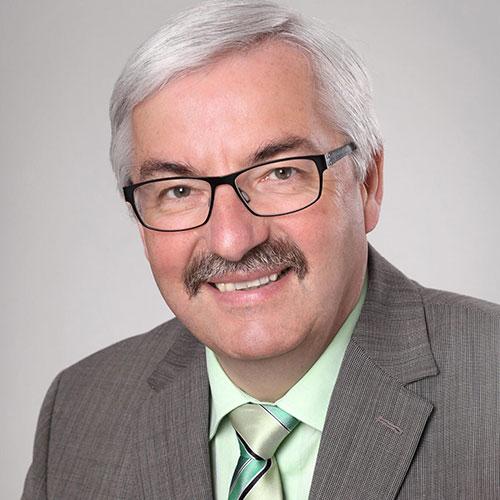 Herr Bürgermeister Helmut Kaiser