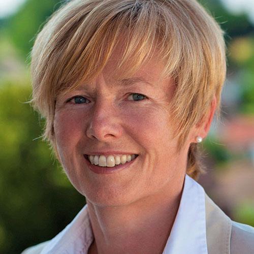 Bürgermeisterin Ira Sattler