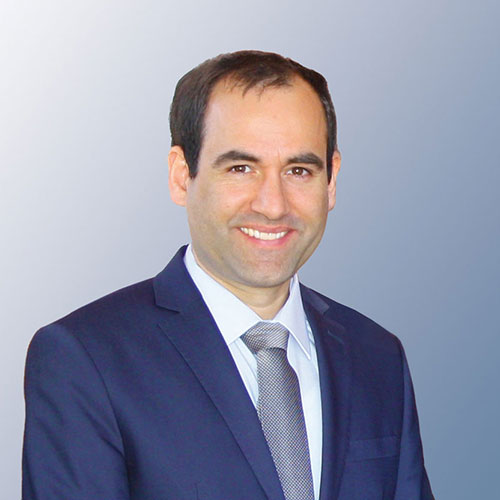 Bürgermeister Ozan Topcuogullari