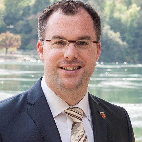 Herr Bürgermeister Ulrich Krieger
