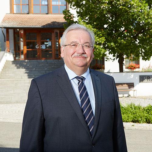 Bürgermeister Jürgen Link