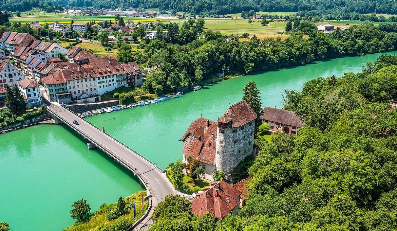 Schweiz Landkreis Waldshut