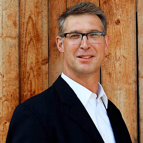 Bürgermeister Joachim Burger