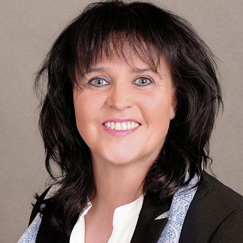 Frau Bürgermeisterin Jannette Fuchs