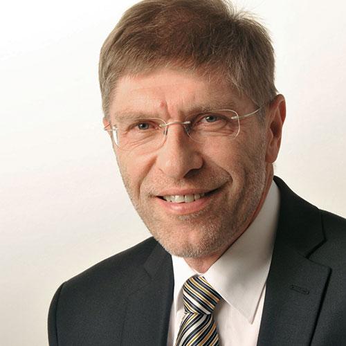 Bürgermeister Georg Eble